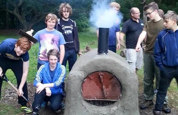 North lincolnshire scouts oven 14