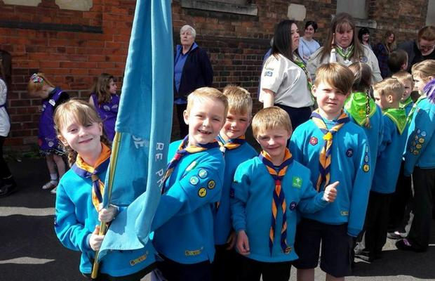 North lincolnshire scouts george4