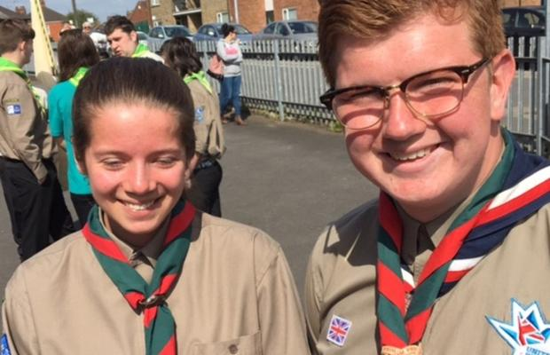 North lincolnshire scouts george7